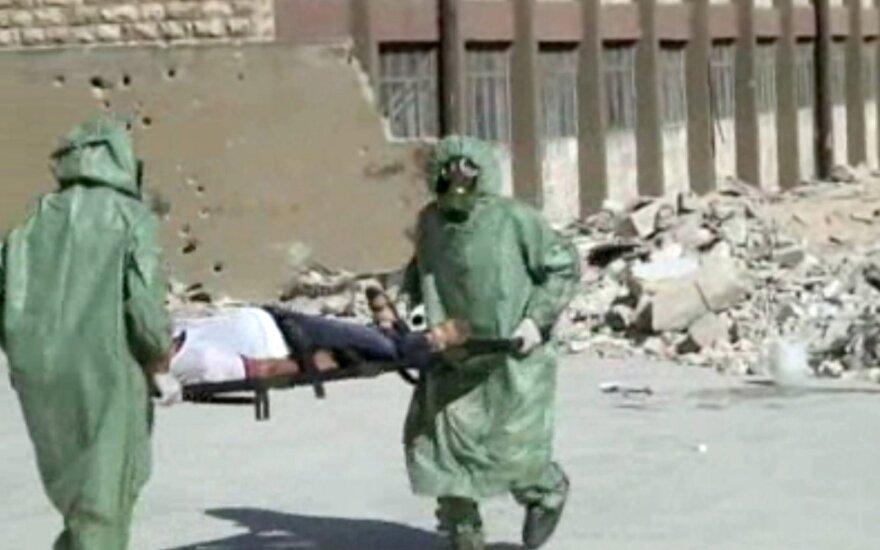 ООН сообщает о новых химических атаках армии Асада в Сирии