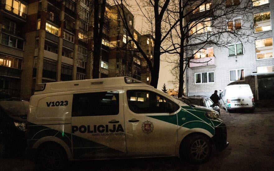 Криминал в крупных городах Литвы: в статистике убийств много неясностей