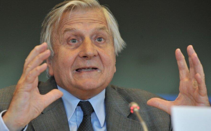 Jean Claude Trichet: Strefa euro nadal jest w niebezpieczeństwie