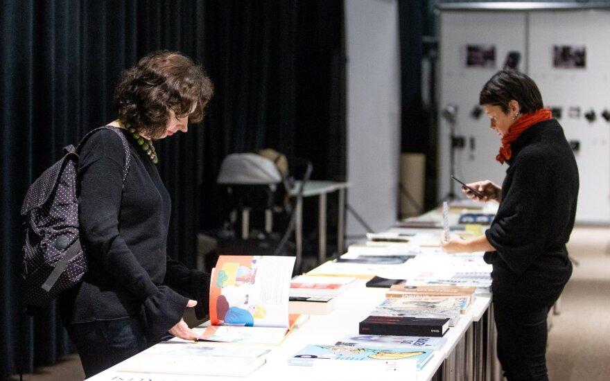 Вильнюсскую книжную ярмарку переносят на май