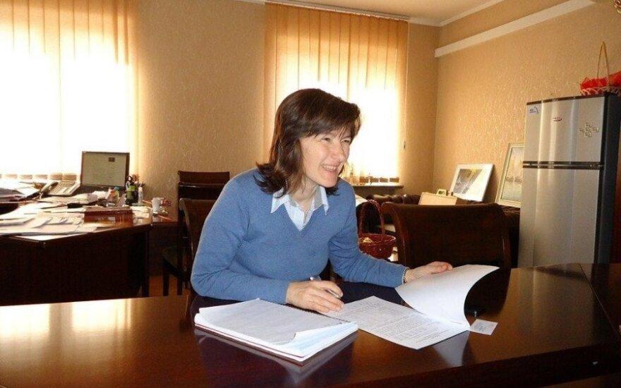 Ałła Iwanowa, fot. K. Szczepanik