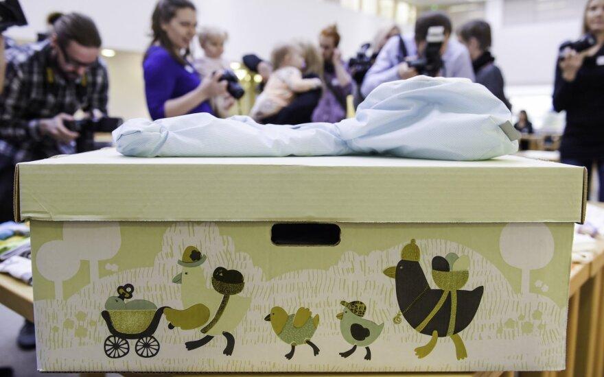 Радостная новость для каунасцев: городские власти будут дарить приданое новорожденным