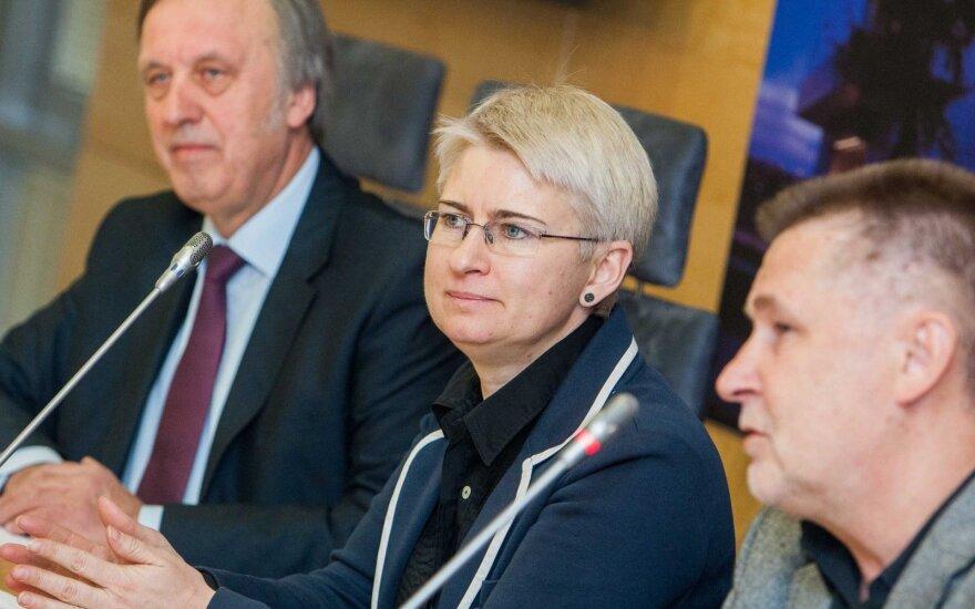 Povilas Gylys, Neringa Venckienė ir Valdas Vasiliauskas