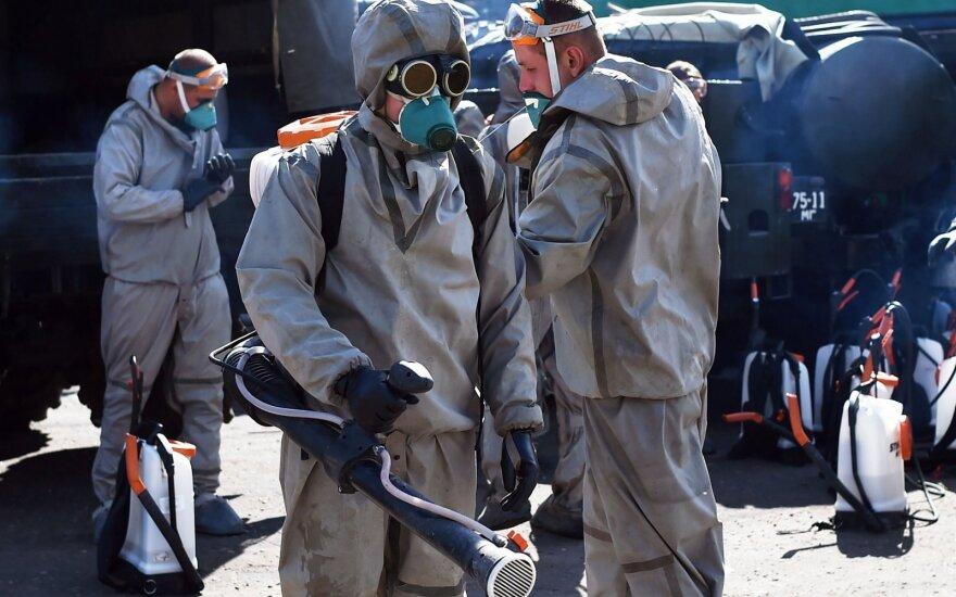 В Беларуси зарегистрировали 43403 случая COVID-19. Прирост за сутки — 847 инфицированных
