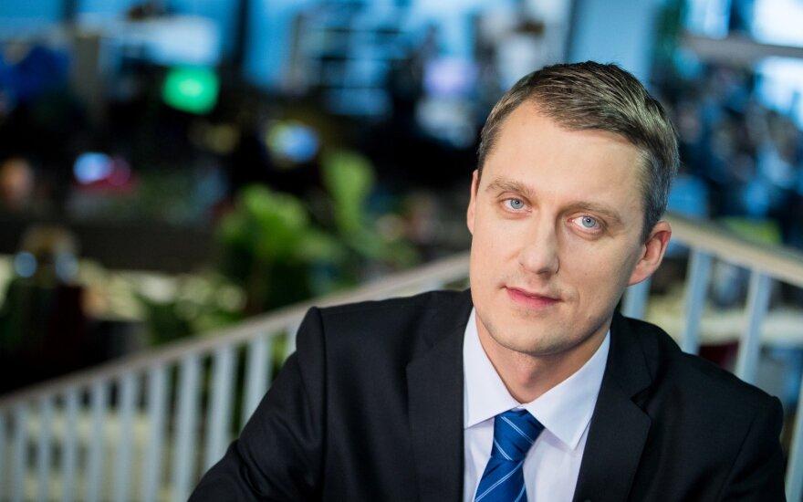 Министр энергетики Литвы: есть надежды, что Nord Stream 2 не будет проложен