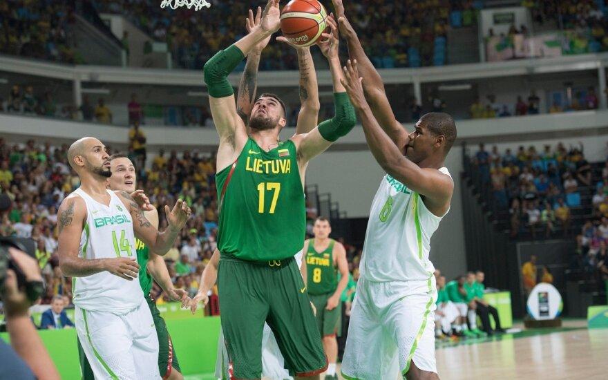 Brazilija – Lietuva