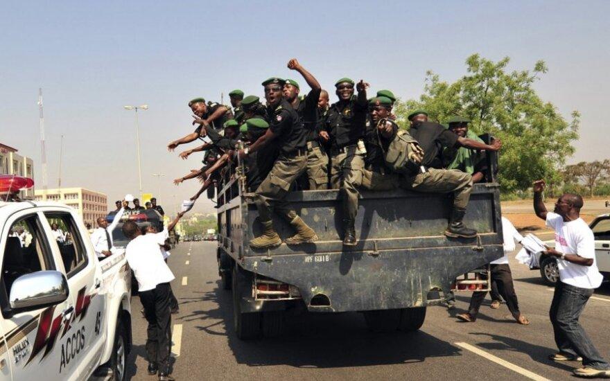 Kariai Nigerijoje