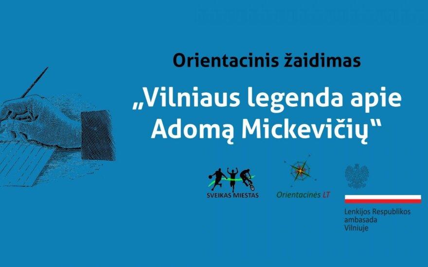 Gra Miejska Wileńska Legenda O Adamie Mickiewiczu Delfi Pl