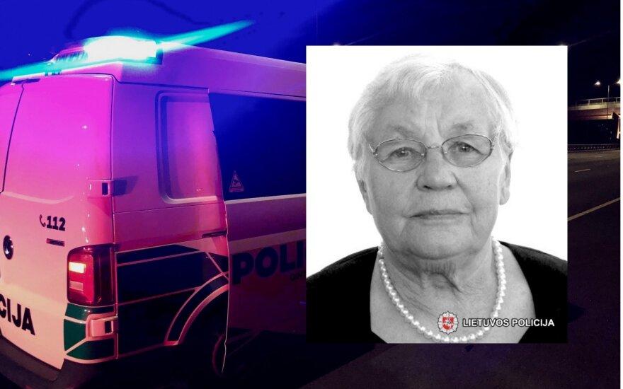 Близкие и полиция просят о помощи: женщина из Вильнюса отправилась за грибами и пропала