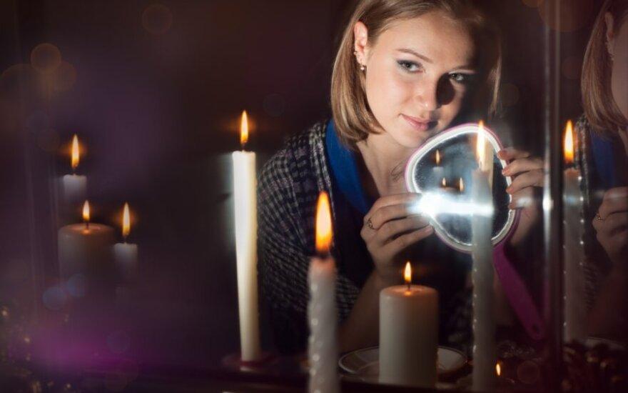 Рождественские гадания девушек на замужество