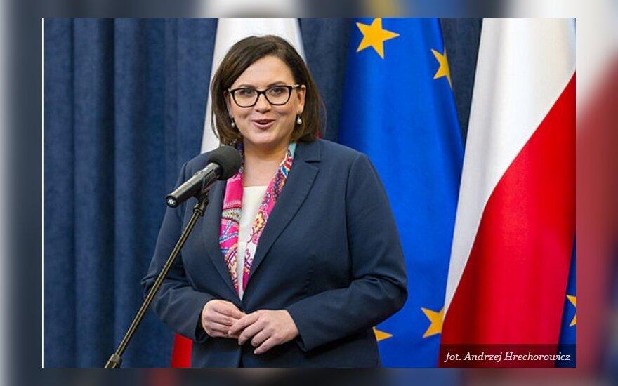Małgorzata Sadurska, Szef Kancelarii Prezydenta RP