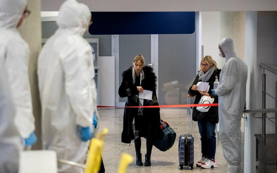 Министр: государство выделит 1,2 млн евро на расходы по репатриации