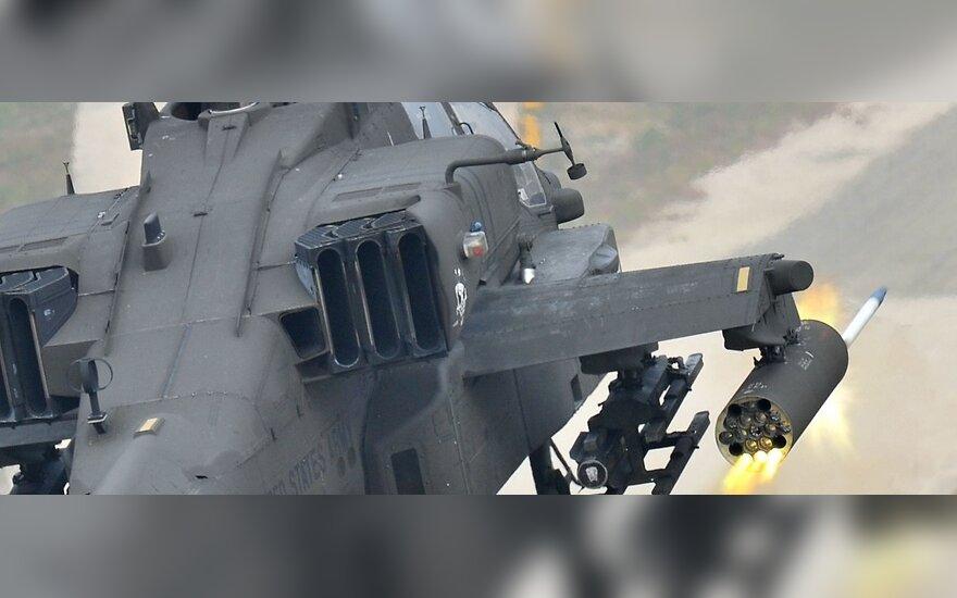 "Sraigtasparnis ""Apache"""
