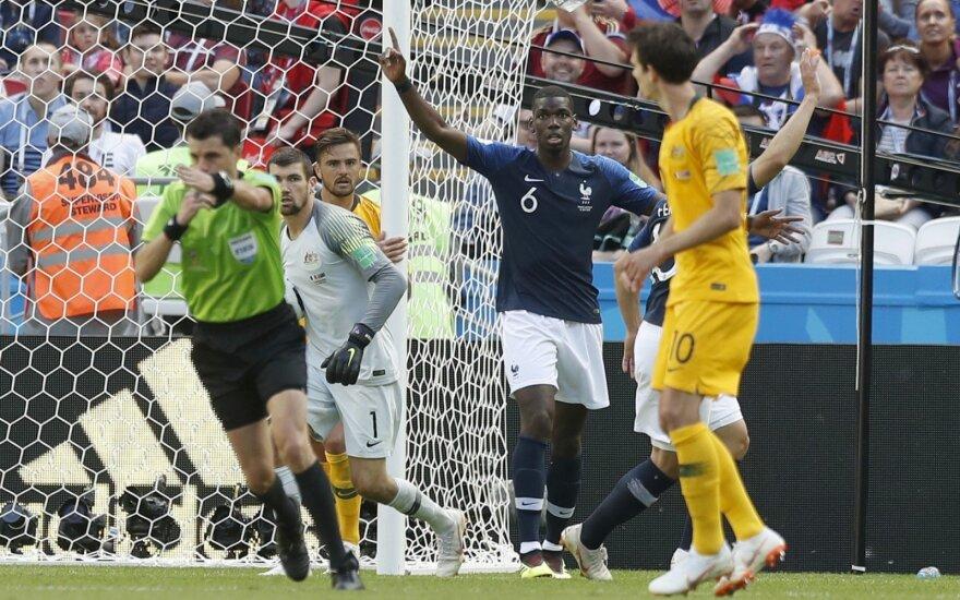 ЧМ-2018: победа Франции и первое пенальти после видеоповтора