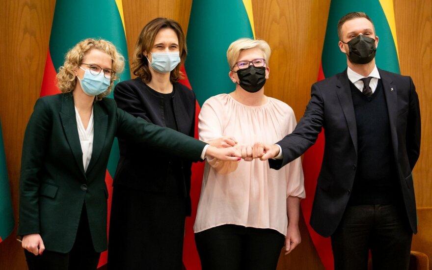 Эстонские министры поставили под сомнение легитимность выборов в Литве