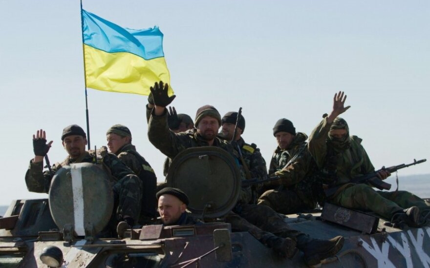 Pomoc z Litwy do ukraińskich żołnierzy dotrze prze Nowym Rokiem