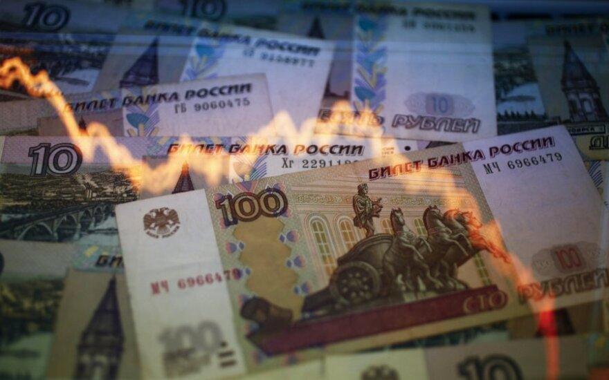 Курс доллара пробил отметку 65 российских рублей