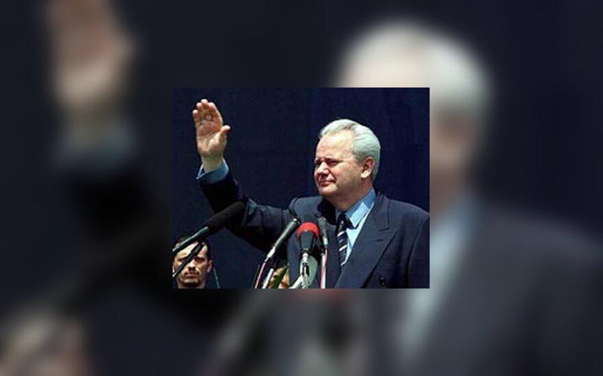 S.Miloševičius