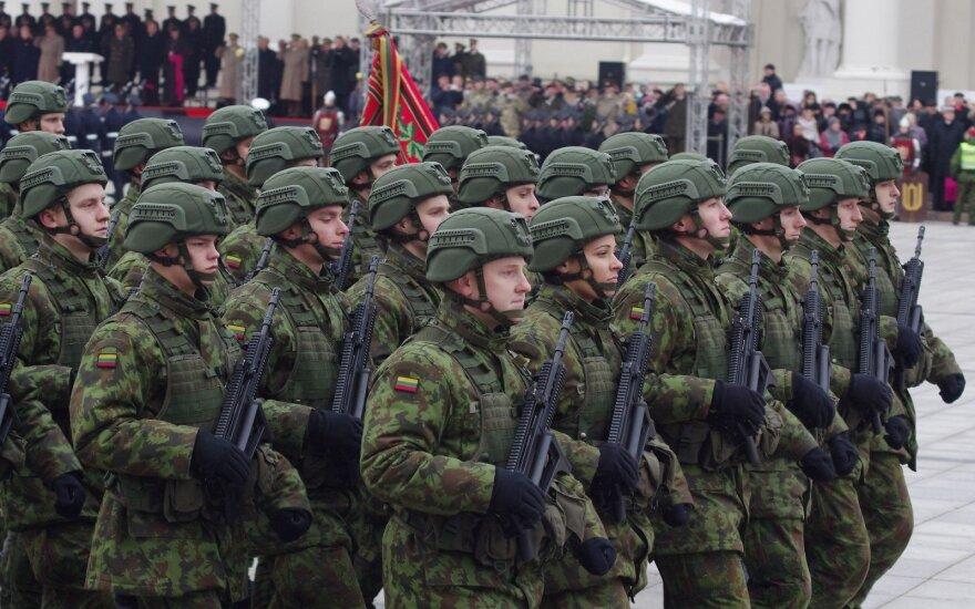 Литовская армия создаст батальон в Шяуляй