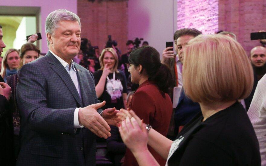 Голосовавшие в Литве украинцы поддержали на выборах Порошенко
