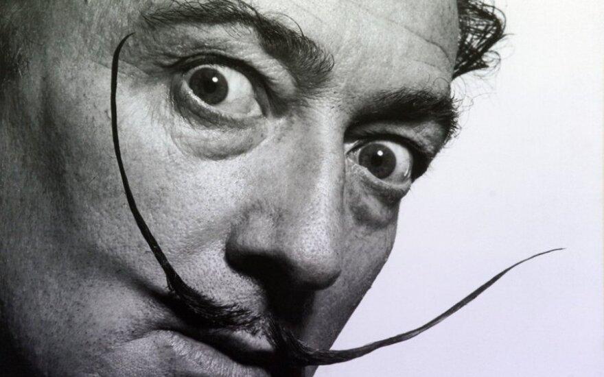 Дерзкая кража в США: гравюру Сальвадора Дали вынесли из галереи за полминуты