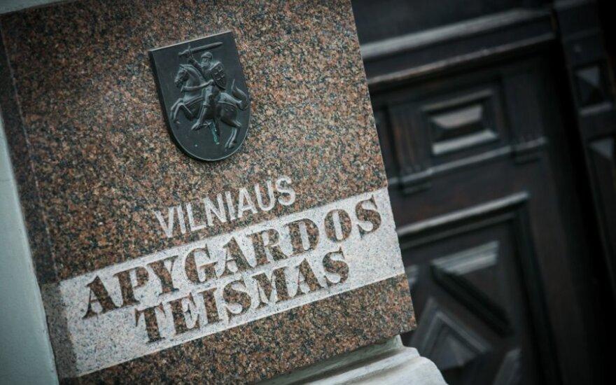Vilniaus apygardos teismas