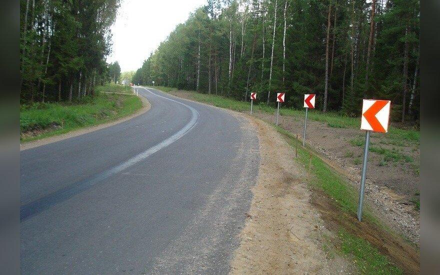 В июле на окраинах Вильнюса заасфальтируют 6 км гравийных дорог