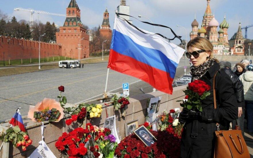 Найден пистолет, из которого могли убить Бориса Немцова
