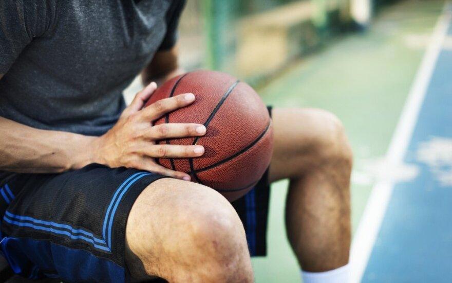 В Вильнюсе обновят баскетбольные площадки