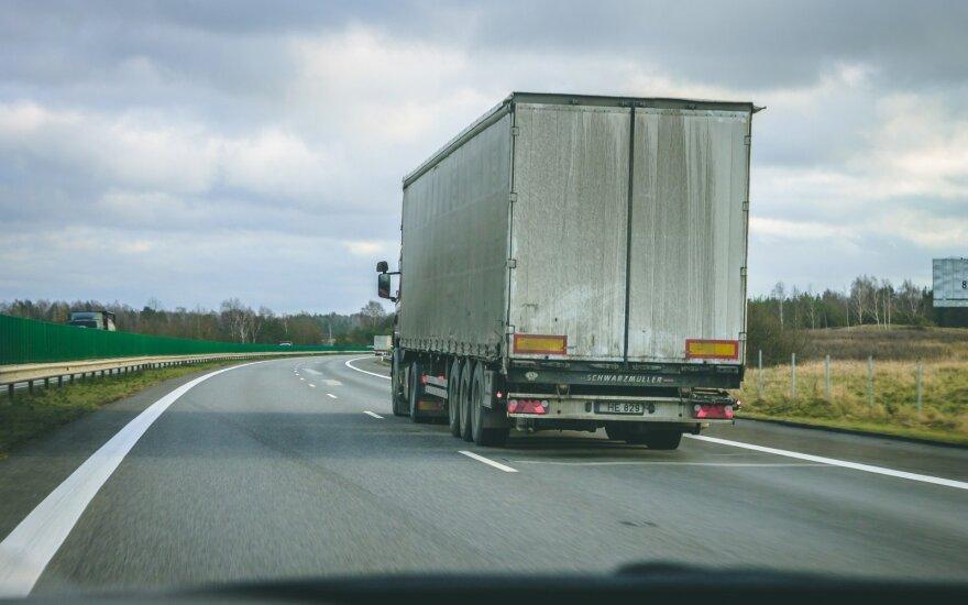 Автоперевозчики Литвы получат больше разрешений на транспортировку в Казахстане