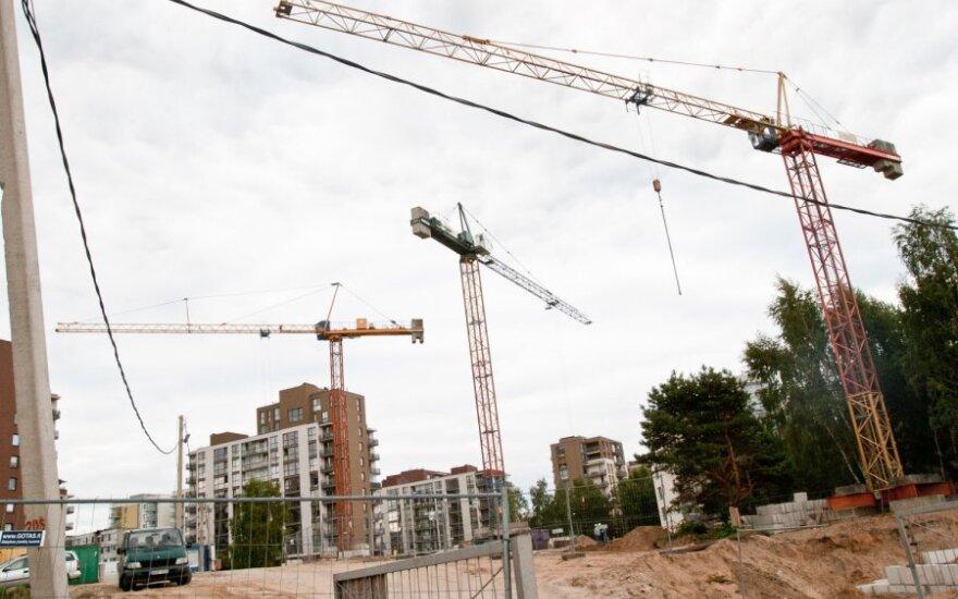 В Вильнюсе растет количество торговых центров – в этом году планируется построить еще пять