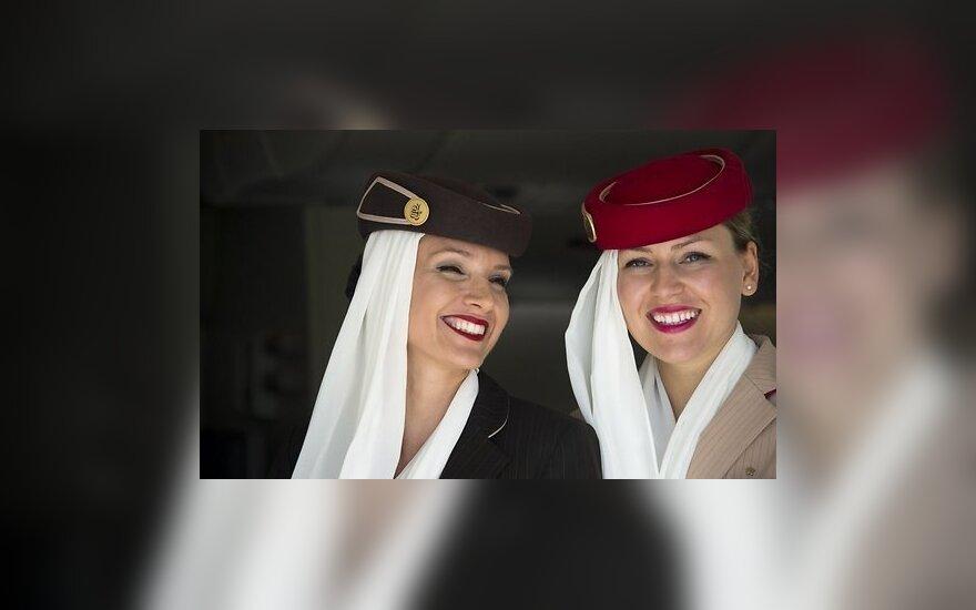 """ВИДЕО: Перфоманс """"Бенфики"""" со стюардессами Emirates"""