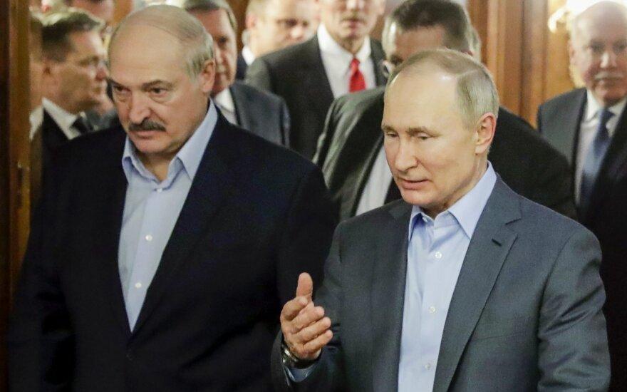"""Путин сделал Лукашенко """"неожиданное предложение"""""""
