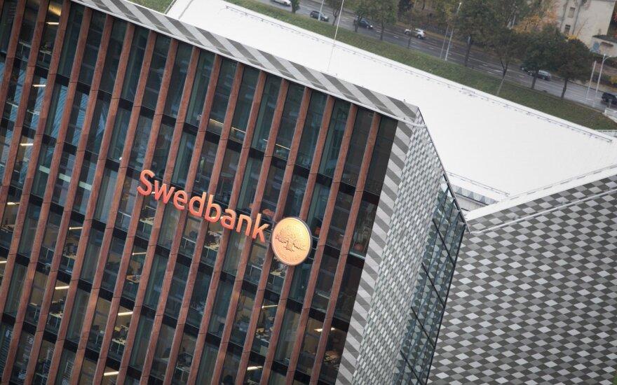 Swedbank: мы не можем комментировать информацию о конкретных клиентах