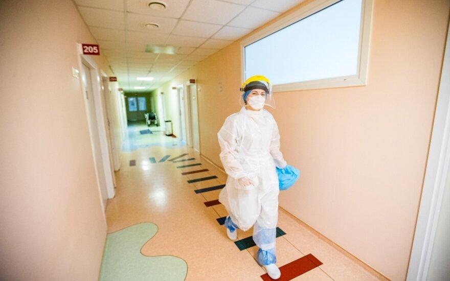 За сутки в Литве подтвержден 21 случай коронавируса
