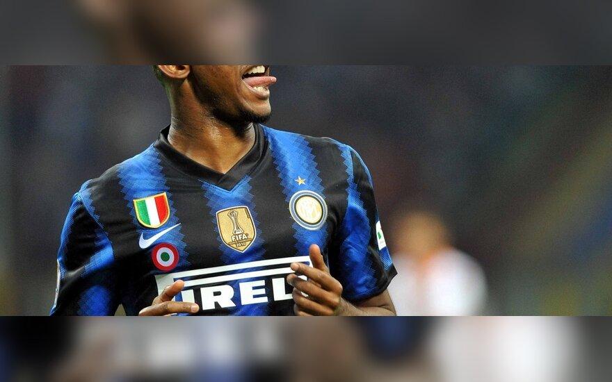 "Samuelis Eto'o (""Inter"")"