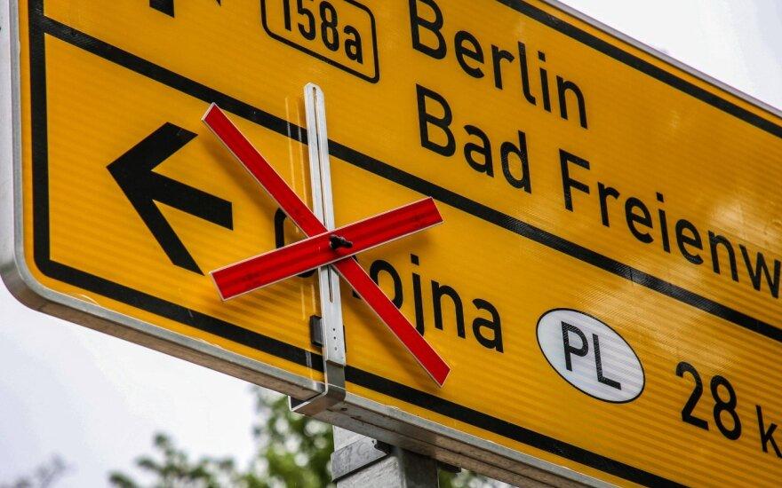 Приезжие из Германии в Литве должны провести две недели в изоляции