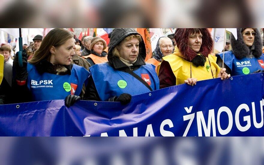 Черняускас: до сих пор власти удовлетворяли интересы спонсоров