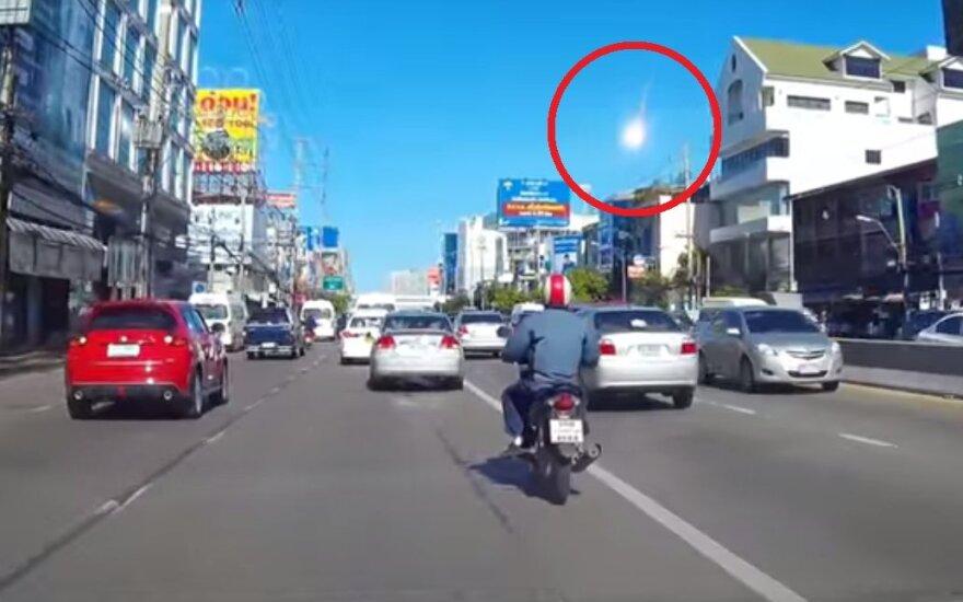 Eksplozja w Tajlandii