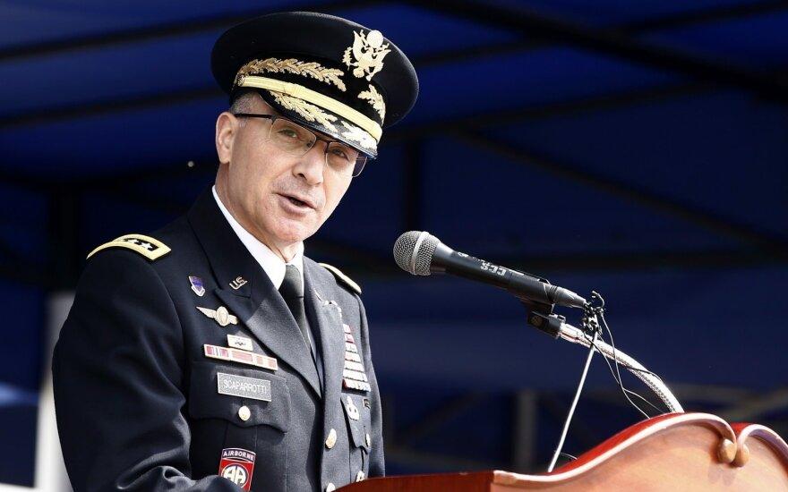 Новый командующий силами НАТО в Европе вступил в должность