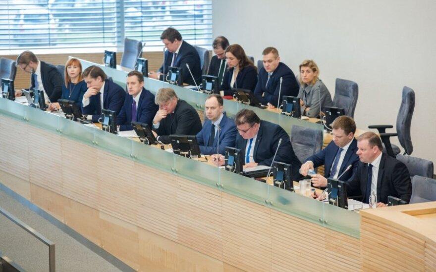 Восстановлена работа сайтов правительства, министерств Литвы