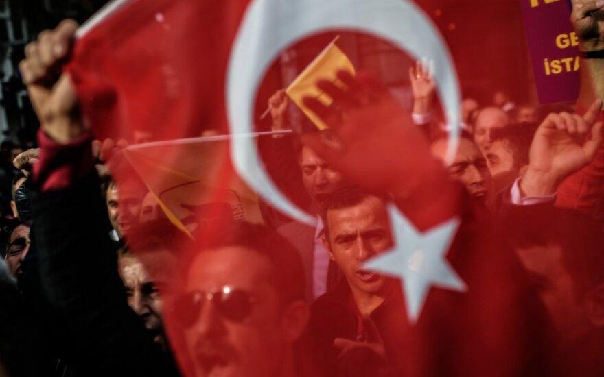 Турция ввела визовый режим для граждан Сирии