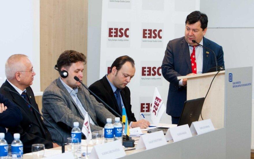 Конференция: Украине не нужно доказывать свою принадлежность к Европе
