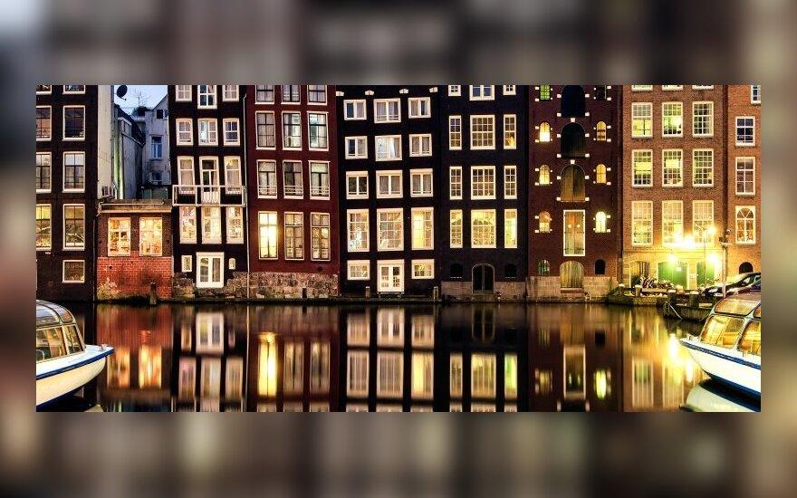 Amsterdamas, Olandija