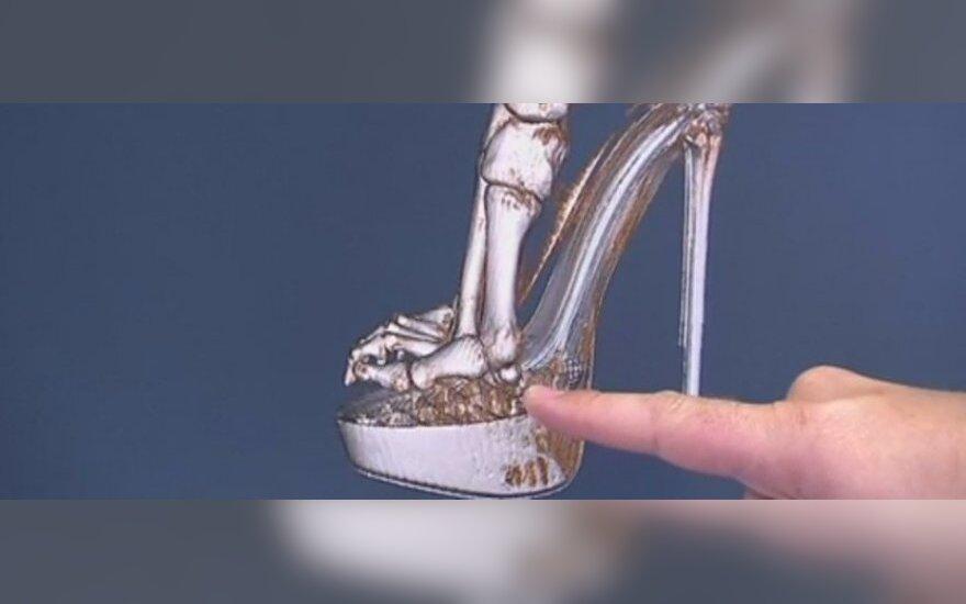 Названа самая опасная обувь для здоровья