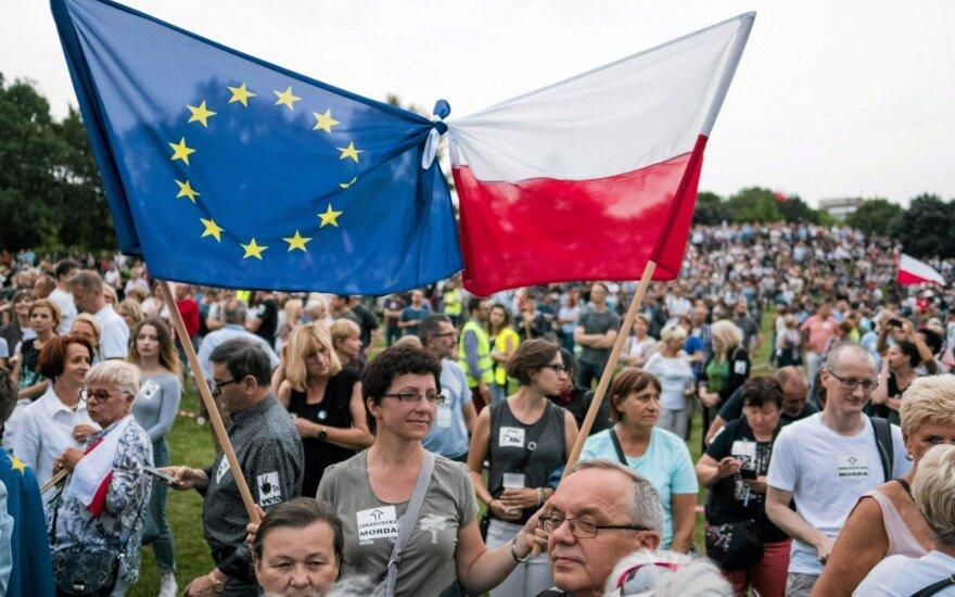Евросоюз открыл против Польши новое дело. Ее могут лишить субсидий ЕС