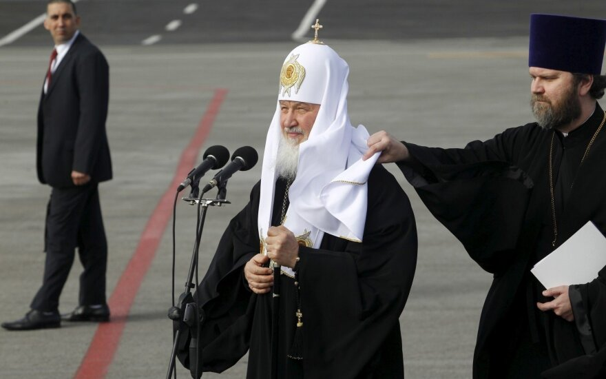 РПЦ освободила от должности минского священника, который критиковал патриарха Кирилла