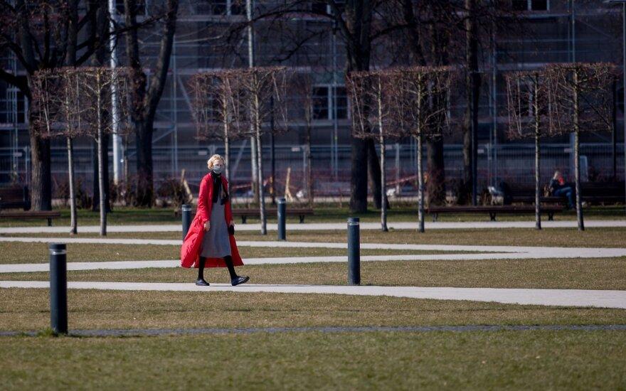 В Вильнюсе на коронавирус проверят 3000 жителей