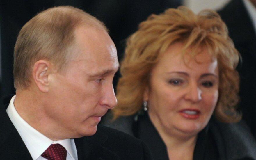 Rosja: Putin rozwiódł się z żoną