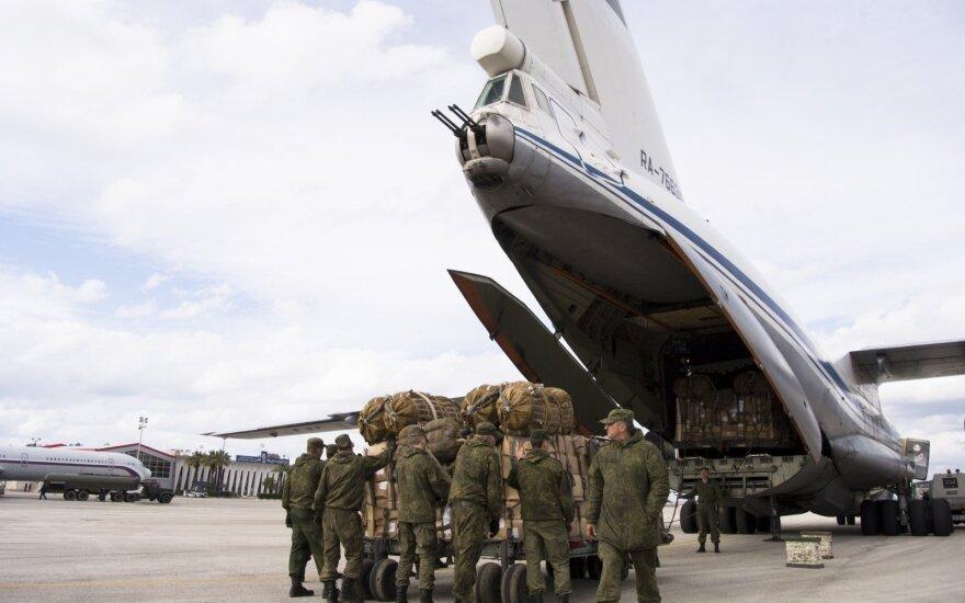 На российских наемников в Сирии потратили до 10 млрд руб.